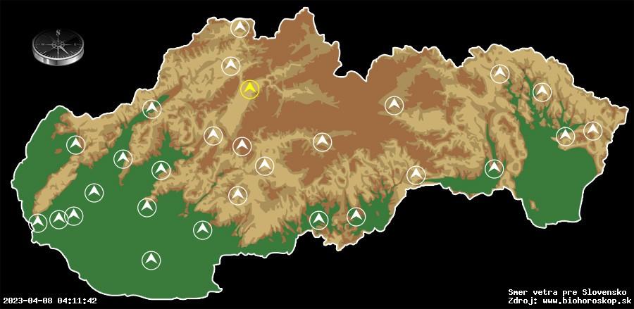 50c579a65 Aktuálne počasie Oravský Biely Potok (Tvrdošín)